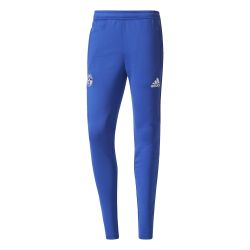 Pantalon survêtement entraînement Schalke 04 bleu 2017/18