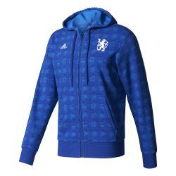Veste zippée Chelsea bleu 2016 - 2017