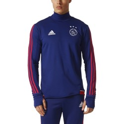 Sweat entraînement Ajax Amsterdam bleu 2017/18