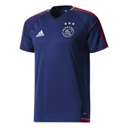 Maillot entraînement Ajax Amsterdam bleu 2017/18