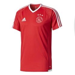 Maillot entraînement Ajax Amsterdam rouge 2017/18