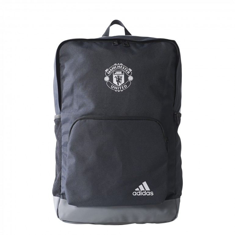 Sac à dos Manchester United gris blanc 2017/18
