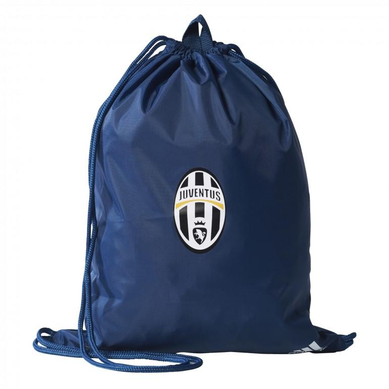 Sac gym Juventus bleu blanc 2017/18