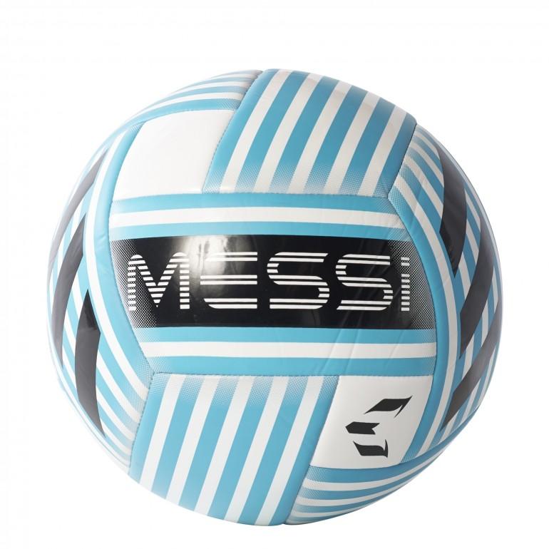 Ballon glider Messi blanc noir