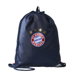 Sac gym Bayern Munich blanc rouge 2017/18