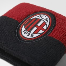 Serre-poignet Milan AC rouge noir 2017/18