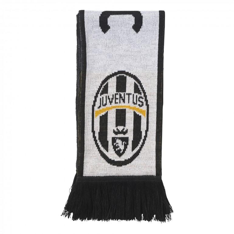 Echarpe Juventus blanc noir 2017/18