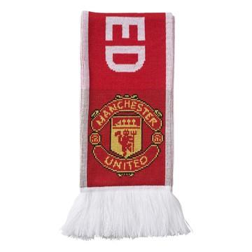 Echarpe Manchester United rouge blanc 2017/18
