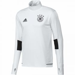 Sweat entraînement Allemagne blanc 2016