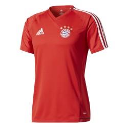 Maillot entraînement Bayern Munich rouge 2017/18
