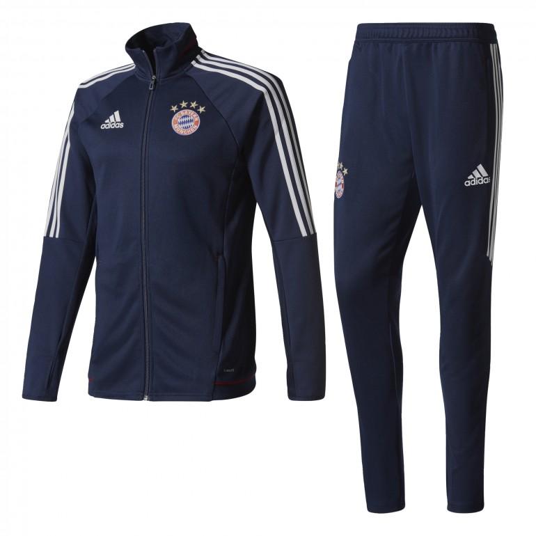survetement foot garcon adidas