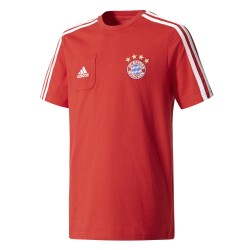 T-shirt junior Bayern Munich rouge 2017/18