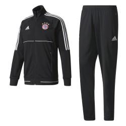 Ensemble survêtement Bayern Munich noir 2017/18