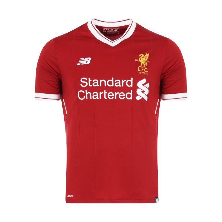 Maillot Liverpool domicile 2017/18
