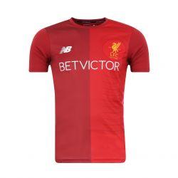 T-shirt entraînement Liverpool rouge 2017/18