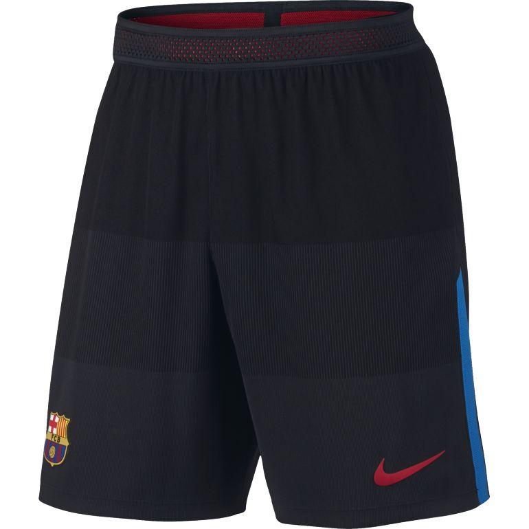 Short entraînement FC Barcelone noir gris 2017/18