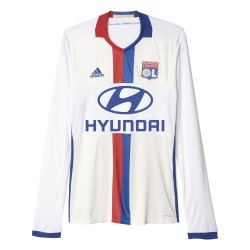 Maillot OL domicile manches longues 2016 - 2017