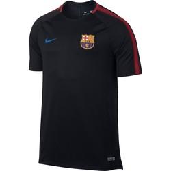 Maillot entraînement FC Barcelone noir rouge 2017/18