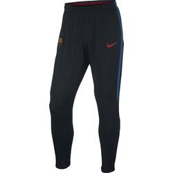 Pantalon survêtement FC Barcelone noir bleu 2017/18