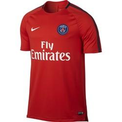 Maillot entraînement PSG rouge 2017/18