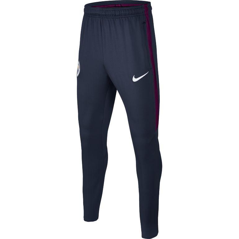 Pantalon survêtement junior Manchester City bleu 2017/18