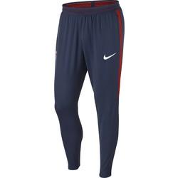 Pantalon survêtement PSG technique bleu 2017/18