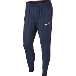 Pantalon survêtement Manchester City technique bleu 2017/18