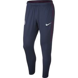 Pantalon survêtement Manchester City squad bleu 2017/18