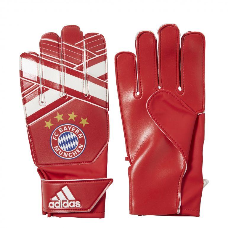 Gants gardien junior Pro Bayern Munich rouge 2017/18