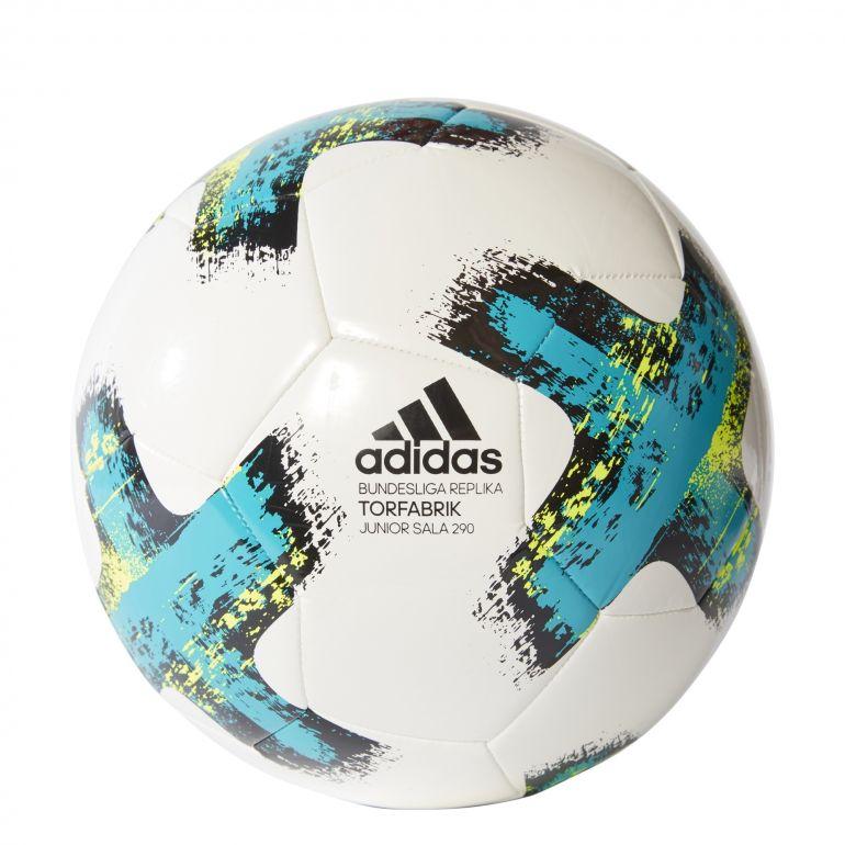 Ballon adidas Futsal Bundesliga blanc