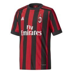 Maillot junior Milan AC domicile 2017/18