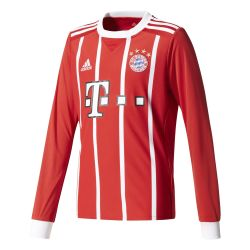 Maillot manches longues junior Bayern Munich domicile 2017/18
