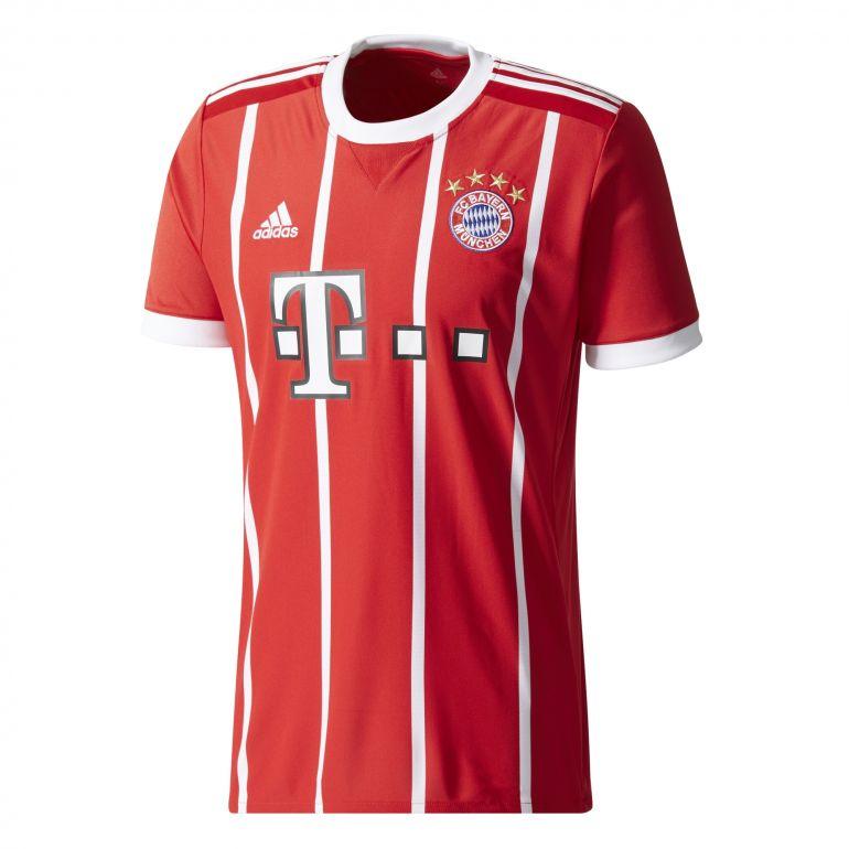 Maillot Bayern Munich domicile 2017/18