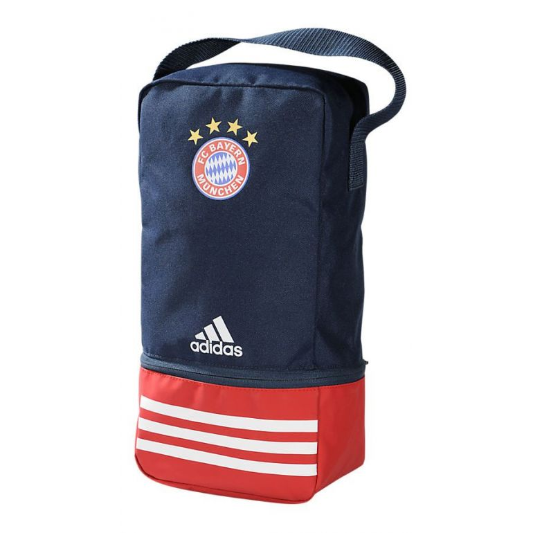 Sac gym Bayern Munich blanc 2017/18