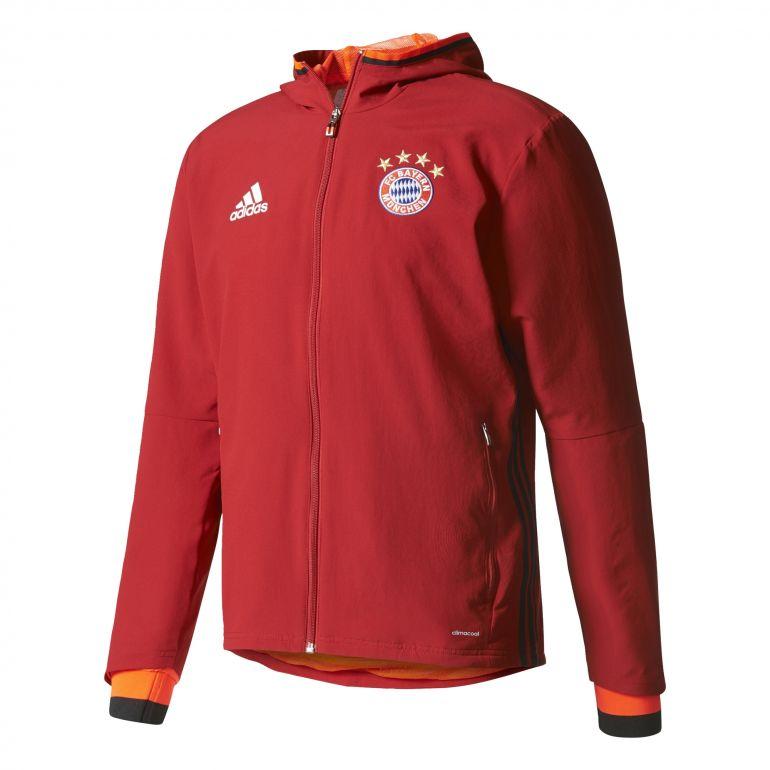 Veste Bayern Munich avant-match 2016 - 2017