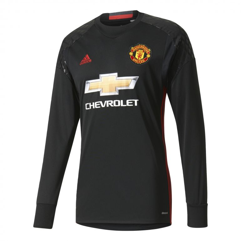 Maillot gardien domicile Manchester United 2016 - 2017