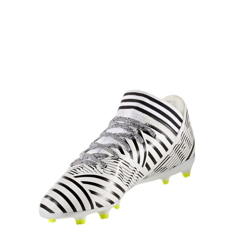 NEMEZIZ 17.3 FG junior blanc