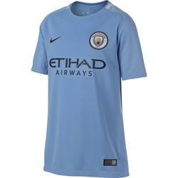 Maillot Junior Manchester City domicile 2017/18