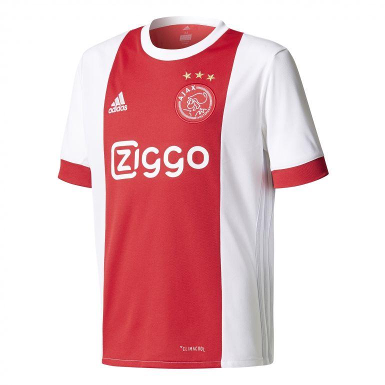 Maillot junior Ajax Amsterdam domicile 2017/18