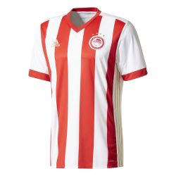 Maillot Olympiakos domicile 2017/18