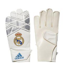 Gants gardien junior Pro Real Madrid blanc 2017/18
