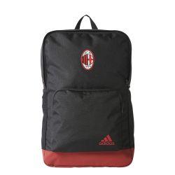 Sac à dos Milan AC noir rouge 2017/18