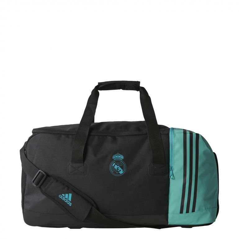 Sac de sport Real Madrid noir 2017/18