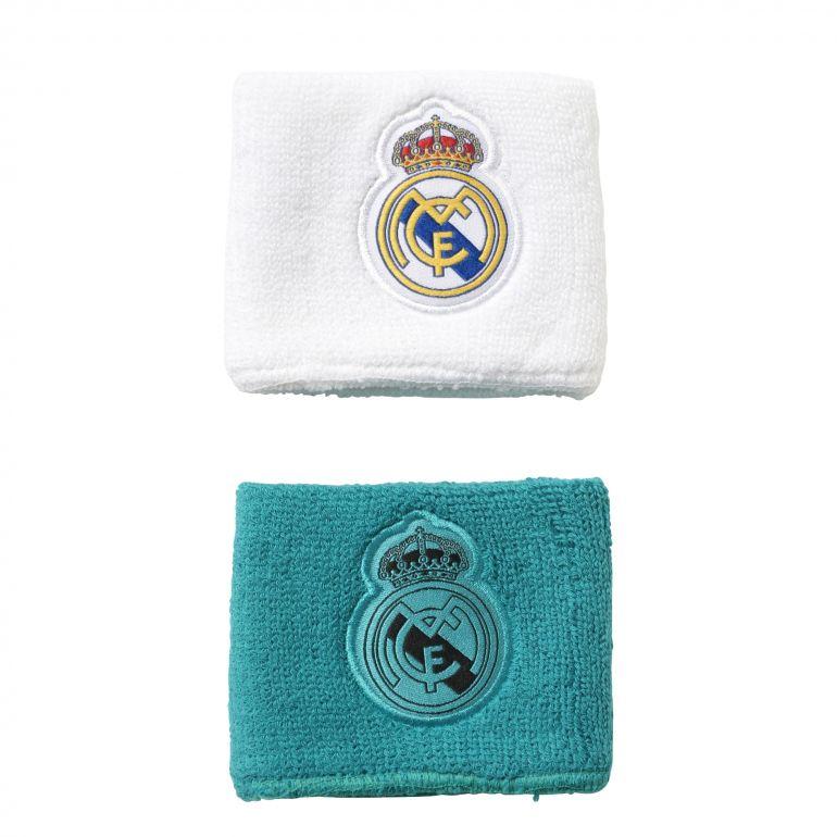 Serre-poignet Real Madrid blanc 2017/18