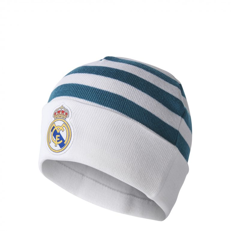 Bonnet Real Madrid 3S blanc 2017/18