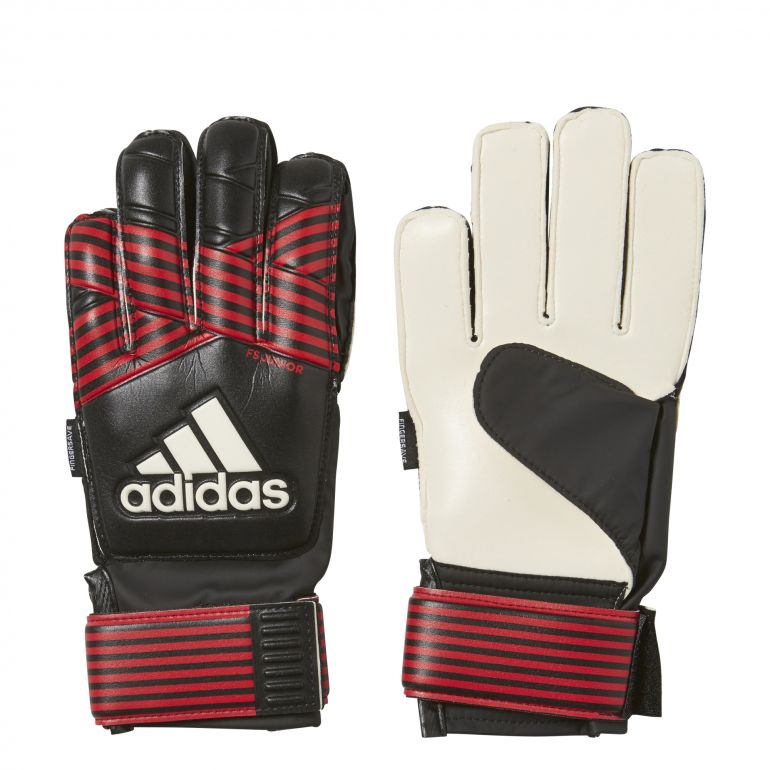 Gants gardien junior ACE FS rouge blanc