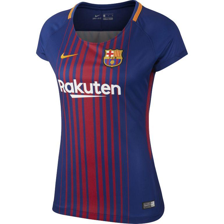 Maillot femme FC Barcelone domicile 2017/18