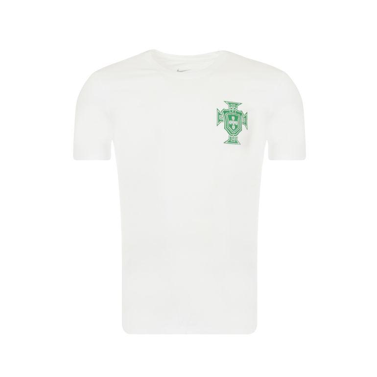 T-shirt Portugal blanc 2016