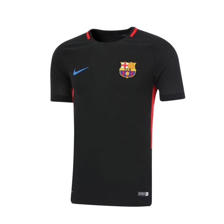 Maillot entraînement FC Barcelone Strike noir 2017/18