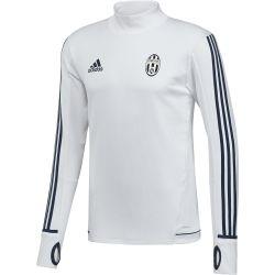 Sweat entraînement Juventus blanc 2017/18